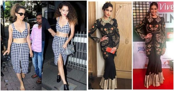 10 Times Bollywood Celebs Repeated Their Clothes And Proved They Are Just Like Us