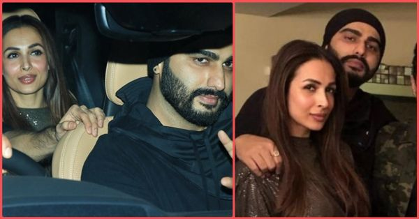 Coordinated For Life? Malaika Arora And Arjun Kapoor Snapped Twinning & Winning!