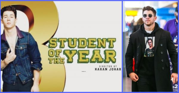 Ghar Aaya Pardesi: Nick Jonas To Make His Bollywood Debut With Student Of The Year 3?