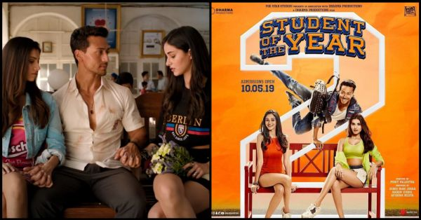 Yeh Kaunsa School Hai Bhai? Our Reaction To The 'Student Of The Year 2' Trailer!