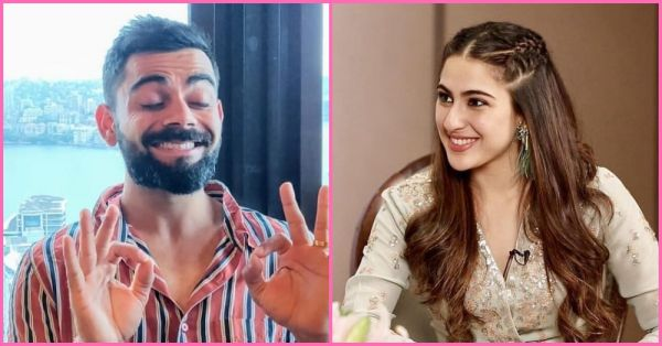 Howzat: Sara Ali Khan And Virat Kohli To Come Together For A Fun TV Commercial