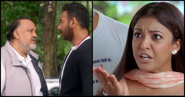 #MeToo: Tanushree Dutta Calls Out Ajay Devgn For Doing A Film With Accused Alok Nath