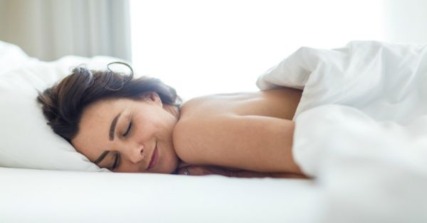 This New Study Is Asking People To Sleep Without Their Clothes On & We're Like, Seriously?