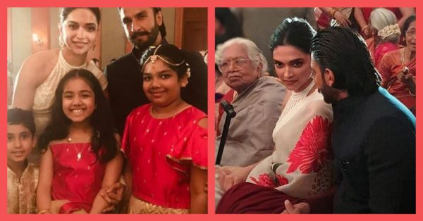 Deepika Padukone & Ranveer Singh Are Bhaiya-Bhabhi Goals At This Family Wedding