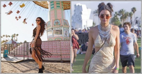 Music Festival 101: Celeb Approved Coachella Style Tips That You'll Want To Try ASAP!