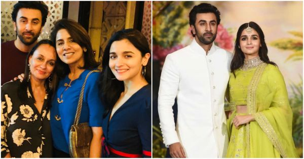 #MotherInLawGoals: Neetu Kapoor Wants Son Ranbir Kapoor To Move In With GF Alia Bhatt?