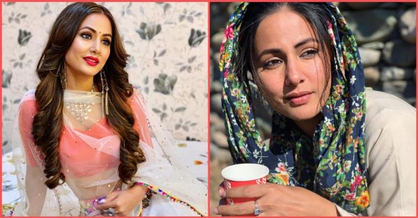 From Komolika To Nazia: Hina Khan Just Shared The First Look From 'Lines' & It's Looking Mighty Fine