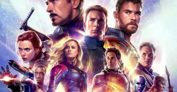 67 Thoughts I Had While Watching Avengers: Endgame