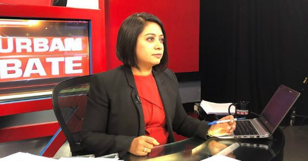 Who Is Faye D'Souza? Everything You Need To Know About India's *Badass* Female News Anchor