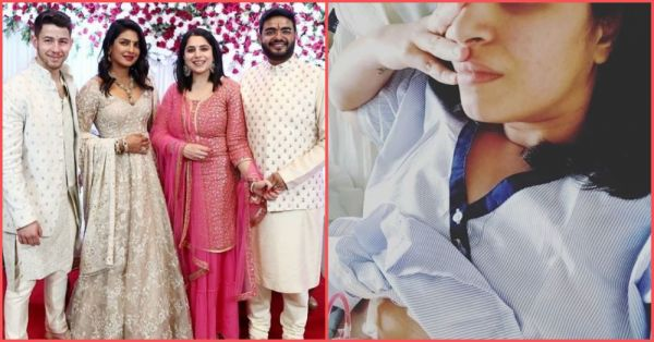 PeeCee's Brother Siddharth Chopra's Wedding Is Postponed Because Of THIS Reason
