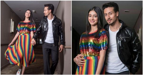 Ananya Panday And Tara Sutaria Reveal Tiger Shroff Is A Great Kisser!