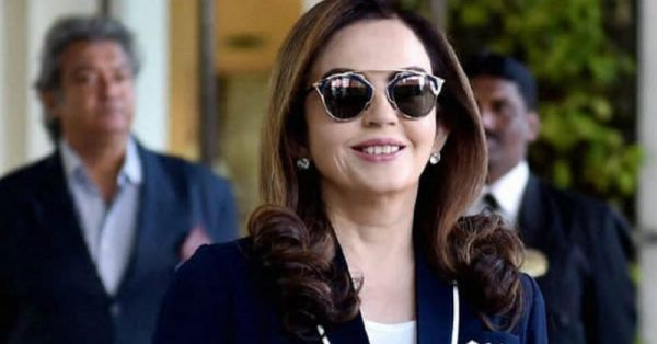 Nita Ambani Is Redesigning Her House Antilia While I'm Waiting For Cushion Covers To Go On Sale