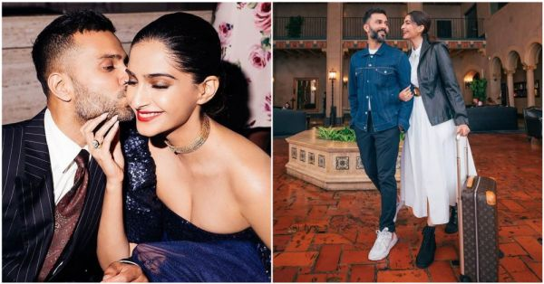 One Year Of #SonamKiShaadi: Here Are Some Unseen And Candid Pictures Of Sonam And Anand Ahuja