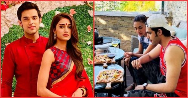 Kasautii Zindagii Kay's Erica Fernandes Rings In Birthday With Parth Samthaan In Mussoorie!
