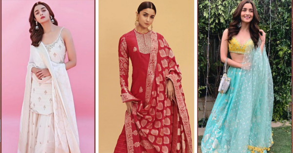 Chunari Chunari: 20 Gorgeous Dupatta Designs To Give Your Old Ensemble A New Look!