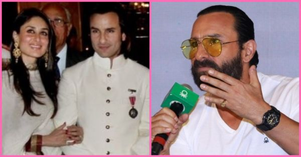 I Didn't Bribe The Government: Saif Ali Khan Shuts Down Haters Who Said He Bought Padma Shri