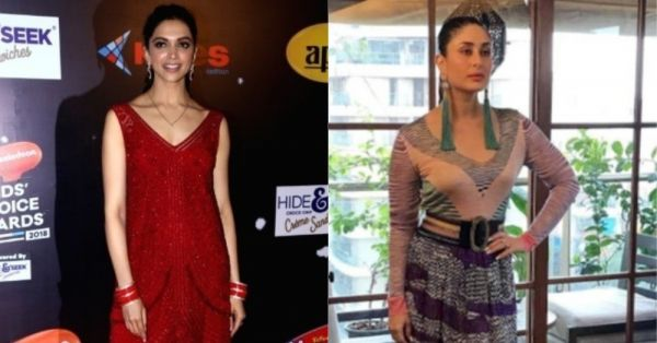 Look Who Made A Boo Boo: 7 Bollywood Fashion Faux Pas We Never Ever Want To See Again