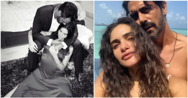 After Babymoon, Arjun Rampal Is Hosting A Baby Shower For Girlfriend Gabriella Demetriades