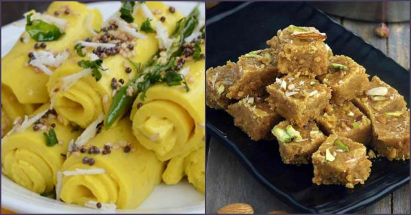 Mouth-Watering Gujarati Dishes Every Foodie Must Try! (Bau Saras Che)