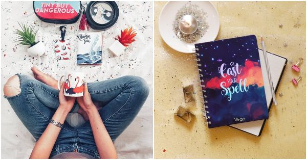 7 Cool Props To Make Your Instagram Flat Lays Look Even More Amazing!