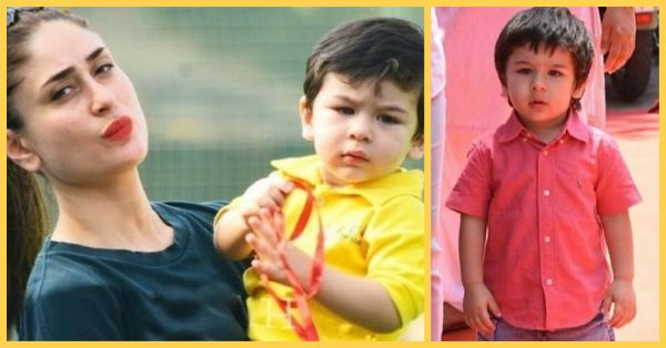 Kareena Kapoor Khan Doesn't Allow Taimur To Eat At Birthday Parties: I'm A Paranoid Mother