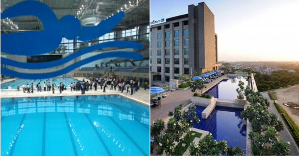 If You're A Water Baby, These 7 Pools In Delhi Will Help You Beat The Summer Heat!