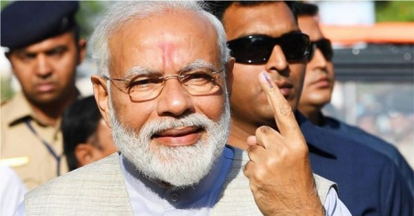 #ModiAaGaya: BJP's Historic Win In 2019 Elections Paved The Way For Some Hilarious Memes
