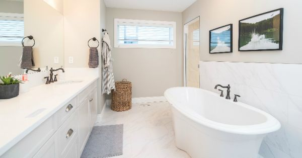 6 Products That Will Turn Your Bathroom Into A  Wellness Sanctuary!