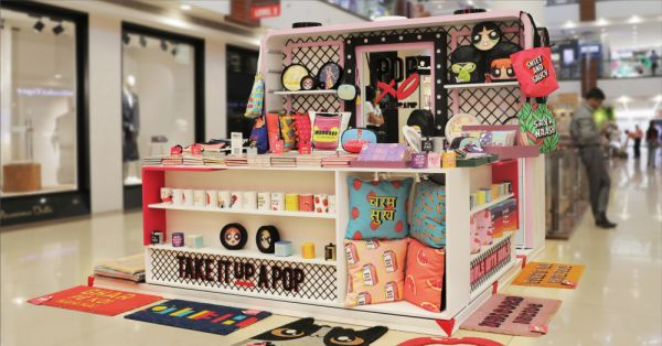 POPxo Shop Opens First Retail Outlet At Select CityWalk In Delhi