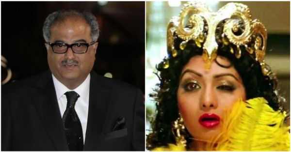 Boney Kapoor Wants To Make A Franchise Of 'Mr India' As A Tribute To Sridevi