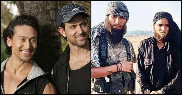 Mumbai Police Arrests Two 'Suspecting Terrorists', They Turn Out To Be Actors From Hrithik Roshan's Next Film