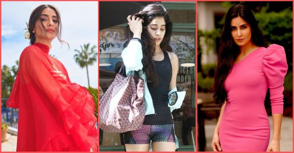 Sonam Kapoor Replies To Katrina's 'Very Very Short Shorts' Comment About Sister Janhvi Kapoor