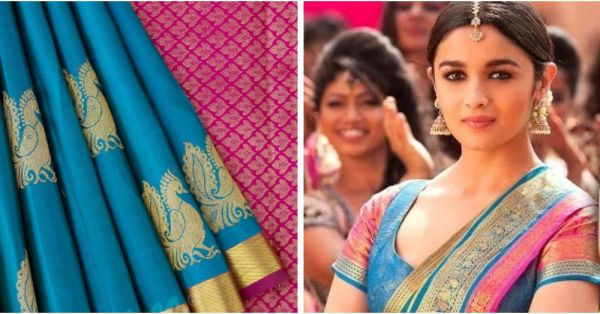 Getting Hitched? These Are The *Best* Bridal Saree Shopping Spots In Chennai!