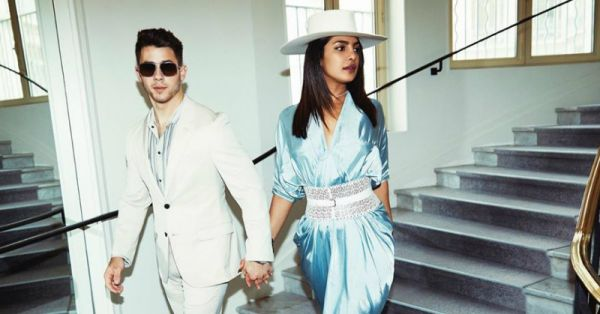 Future Of Indian Politics: Priyanka Chopra As Prime Minister & Nick Jonas As President?