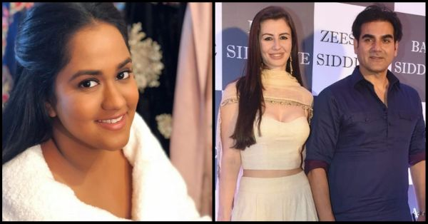 Arpita Khan Sharma Tells Brother Arbaaz Khan's Girlfriend To 'Cover Herself Up' At A Party