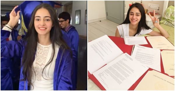 #Savage: Ananya Panday Replies To 'Bullies' Who Accused Her Of Faking College Admission