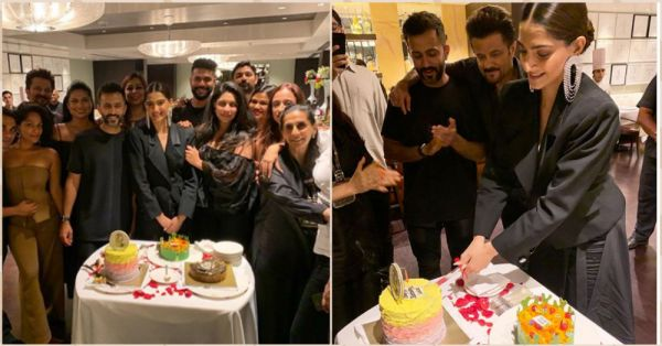 About Last Night: Sonam Kapoor Celebrates Her 34th Birthday With Her Fave People!