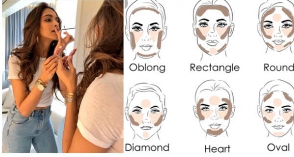Let's Face It: Know The Shape Of Your Face & Pick The Right Hairstyles, Accessories & Neck