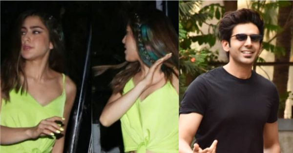 New Pinch: Sara Ali Khan Has Green Hair Now & The Reason Will Surprise You