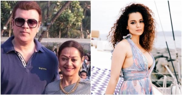 Aditya Pancholi's Wife Zarina Wahab Lashes Out At Kangana Ranaut, Says Pancholi Has Done No Wrong
