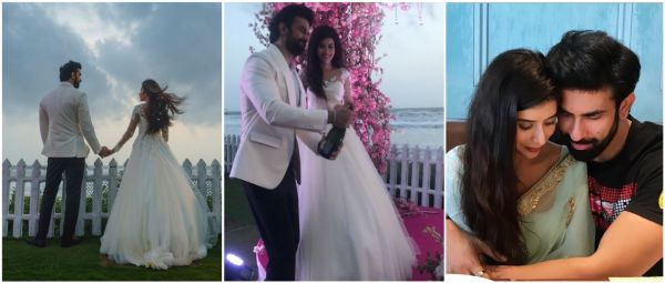 #SoDreamy: Rajeev Sen & Charu Asopa's White Wedding In Goa Is Straight Out Of A Fairy Tale