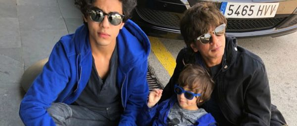 From King Khan To King Of The Jungle: SRK & Son To Voice Mufasa & Simba In The Lion King