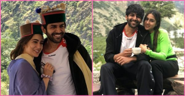 Sara Ali Khan And Kartik Aaryan's Latest Pics Look Like They're On A Honeymoon In Himachal