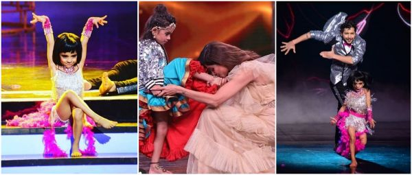 Super Dancer Chapter 3: Six-Year-Old Rupsa Batabyal Earns The Trophy & Rs 15 Lakhs!