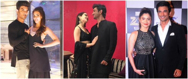 Sushant Singh Rajput Has Found Love Again But Did You Know He Also Dated THESE Celebs?