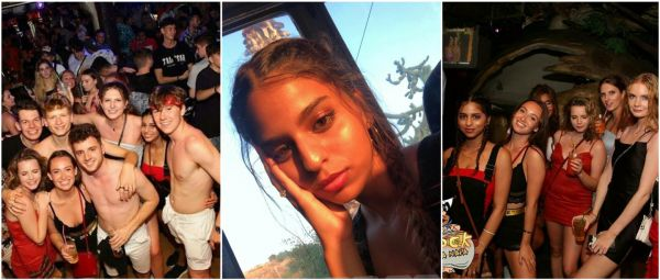 See Pics: Suhana Khan Parties The Night Away In London With Her Girl Gang!