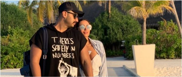 It's Official! Malaika Arora Declares Love For Arjun Kapoor With A Beautiful Birthday Wish