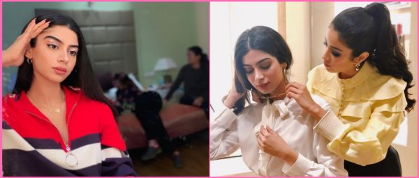 Janhvi Kapoor Tests Out Her Makeup Skills On Sister Khushi & The Results Are Stunning!