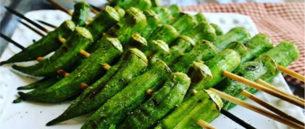 Oh My Okras! 18 *Surprising* Health & Beauty Benefits Of Lady Finger!