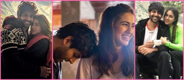 Sara Ali Khan And Kartik Aaryan Have The Sweetest Things To Say About Each Other!
